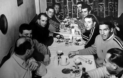 Heierling_Geschichte_12_1960_USA_Nationalmannschaft_mit_Hans_Heierling